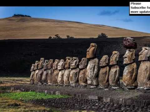 Moai | How Best Attractions Landmark Areas Looks Like | Location Picture Gallery