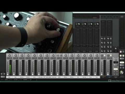 Logic Pro FastTrack 304: Auto Sampling with MainStage - 2. External Gear  Audio Interface Setup