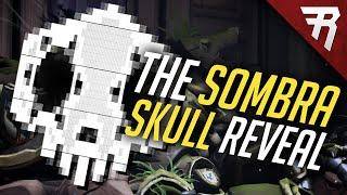Overwatch Sombra Skull Reveal - ARG Hints for new Character (The full story!)