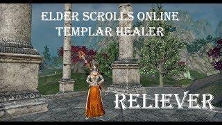 Eso Templar Pvp Healer Build Summerset