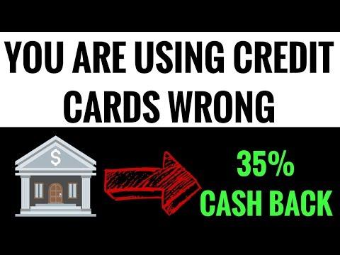 Credit Card Signup Bonus (How To Get The Best Credit Card Rewards 2018)