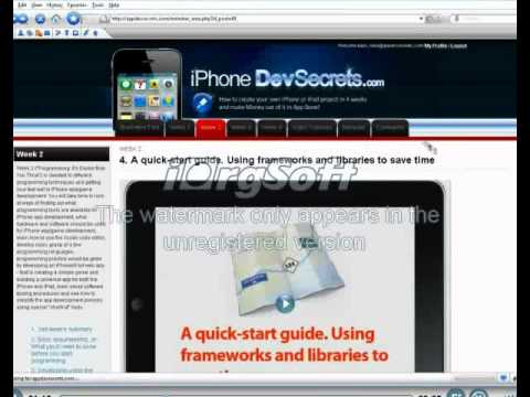 How To Make Iphone Apps Without Being A Developer, Iphone Dev Secrets Members Area!!