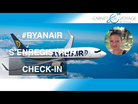 Ryanair check-in