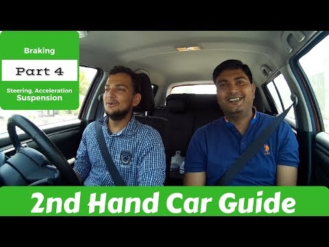 Part 4: Used car buying tips Ft. Desi Driving School