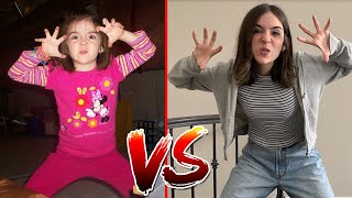 RECREATING OUR CRAZY BABY PICTURES!!