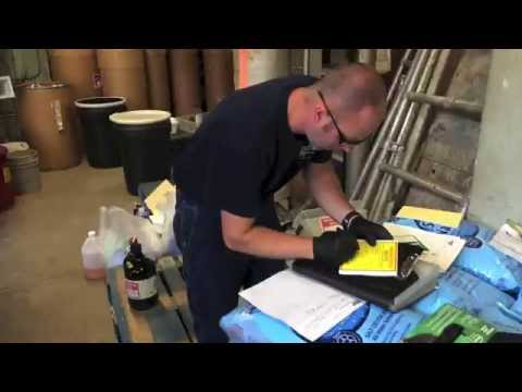 Labpack Services and Hazardous Waste Disposal - Get Rid of It Program