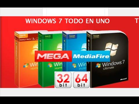 activador windows 7 ultimate 32 bits mega
