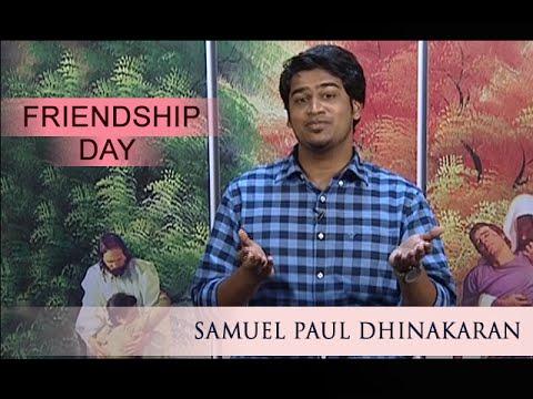 Friendship Day Spl (English - Malayalam)-Samuel Dhinakaran