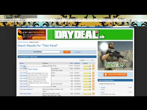 How to install World Of Warcraft addons