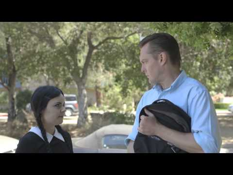 Adult Wednesday Addams s1e6 Planned Parenthood