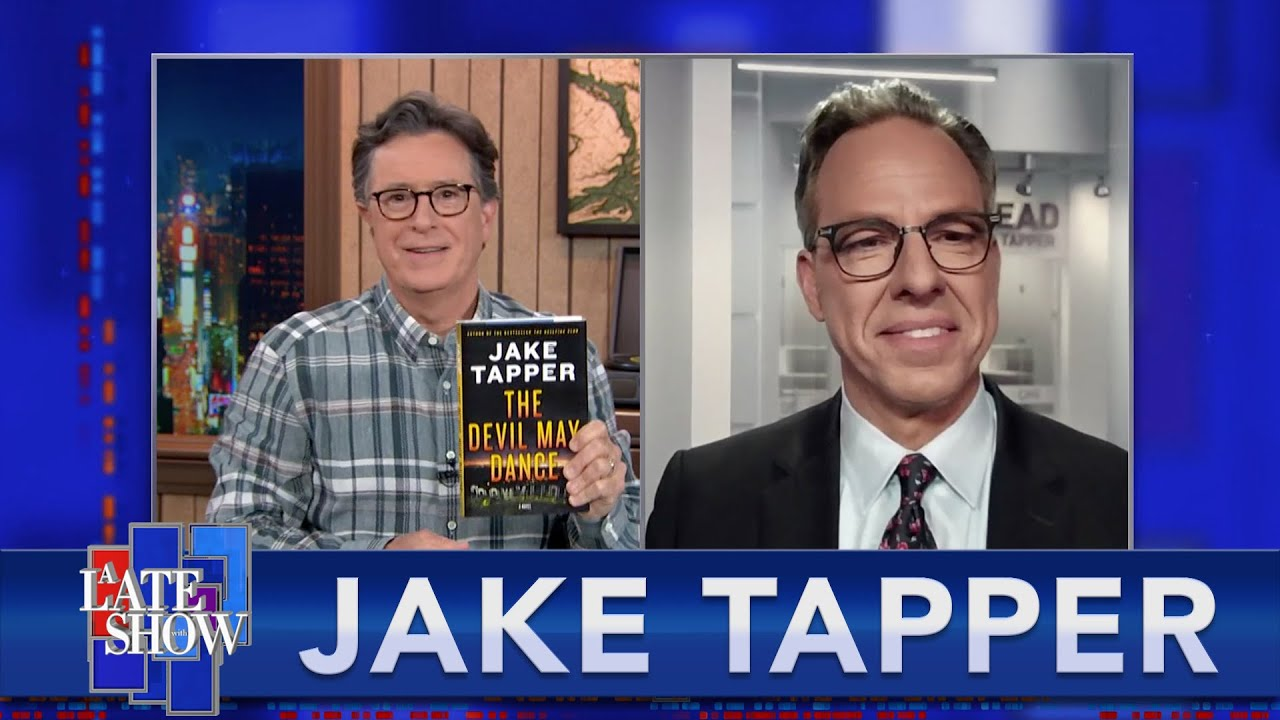 """JFK Broke Frank Sinatra's Heart"" - What Jake Tapper Learned While Writing His New Book"