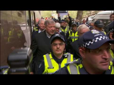 Cardinal George Pell returns to Melbourne court