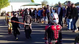Smith Halloween Parade 2015