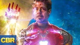 Download What Nobody Realized About This Iron-Man Scene In Avengers Endgame Video