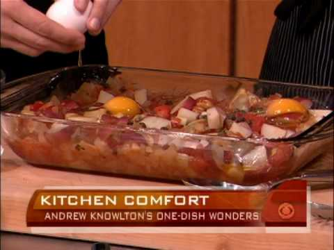Keep Warm with Comfort Food
