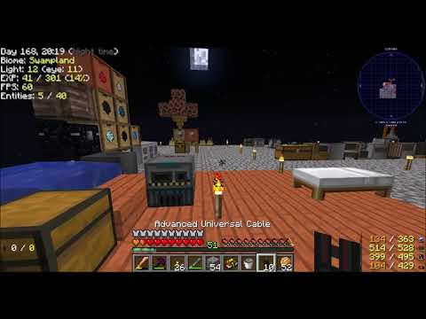 Modern Skyblock 3   Ep41 Automation and Ember Start
