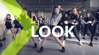 Leikeli47 - Look / WENDY Choreography .