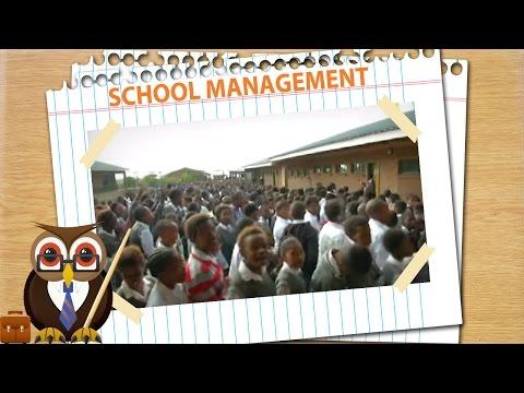 School Management: Matla Primary School - Bloemfontein