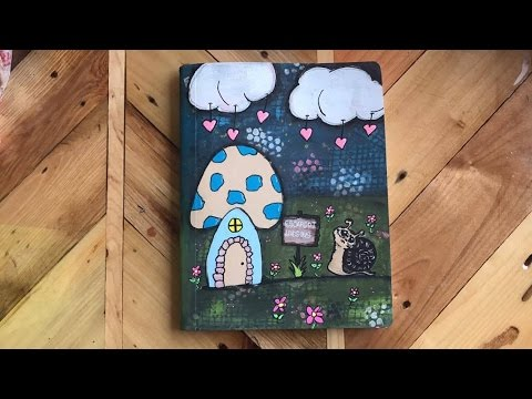 ART JOURNAL AND COMPOSITION NOTEBOOK SHARE