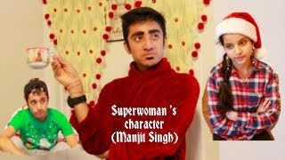Season of Giving   Christmas 2016 ft. Manjit Singh (IISuperwomanII)