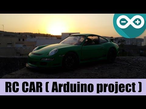 How to make Arduino RC car