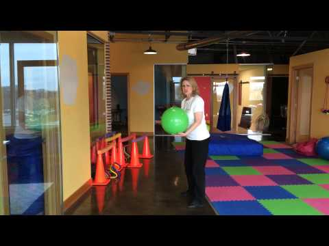Dodge Ball Brain Development Exercise for Focus and Attention