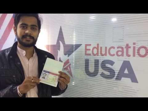 USA 5 YEAR Study Visa - Sahil