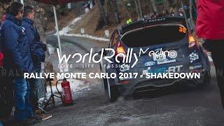 RALLYE MONTE CARLO 2017 - SHAKEDOWN [PURE SOUND, FLATOUT]