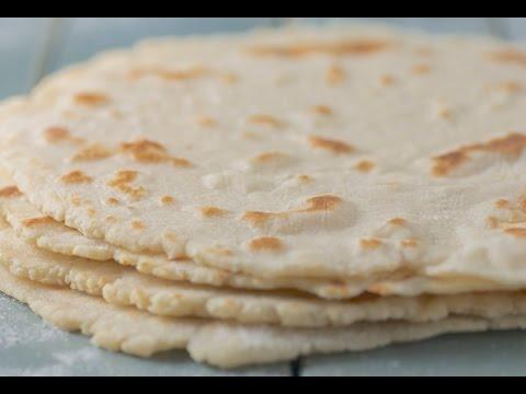 Brown Rice Tortillas | fat-free gluten-free vegan