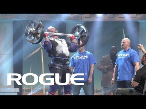 2018 Arnold Strongman Classic | Rogue Apollon Wheels - Full Live Stream Event 5