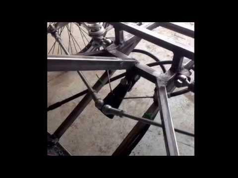 Bristol pedal car build part 3