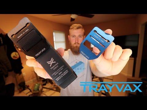 Trayvax Cinch   EDC Belt