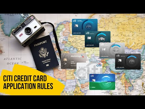 Rules to Know for Citi Credit Card Applications: 2 Year Rule!