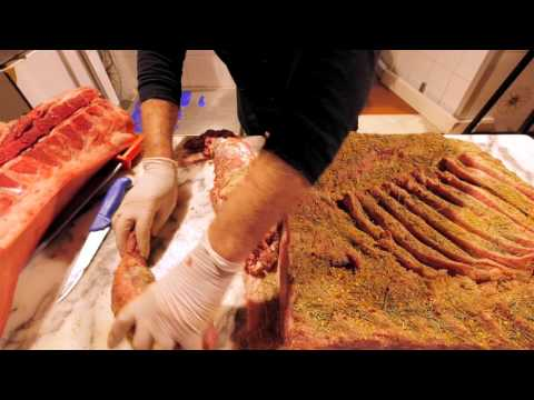 How Italy's Best Porchetta is Made