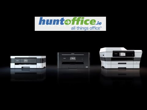 Brother MFC-J5320DW A3 Business Colour Multifunction Printer Fax at HuntOffice.ie