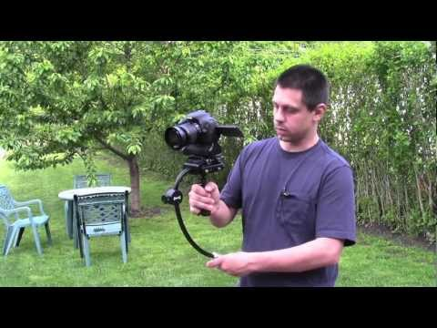 How to balance Opteka SteadyVid Pro stabilizer