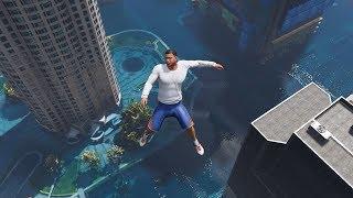 Download GTA 5 Epic Water Ragdolls Flooded Los Santos Video