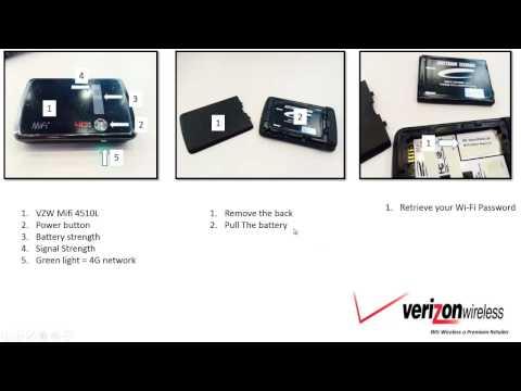 Verizon Mifi 4510l