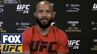 Demetrious Johnson previews his fight against Ray Borg at UFC 216 | UFC TONIGHT