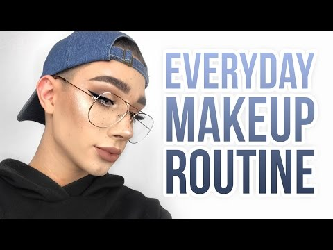 EVERYDAY EASY GLAM MAKEUP TUTORIAL + GLASSES