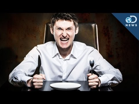 Why You Get Angry When You're Hungry