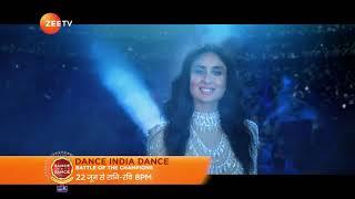 Dance India Dance | Starts 22nd June, Sat - Sun at 8 PM | Kareena Kapoor | #zeetv