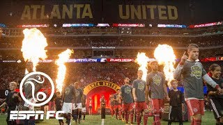Taylor Twellman says Atlanta United is what MLS is all about | ESPN FC