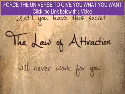 law of attraction how to attract money love and happiness pdf