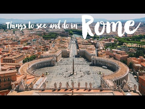Things To See And Do On A Weekend In Rome... And How Much It'll Cost You!