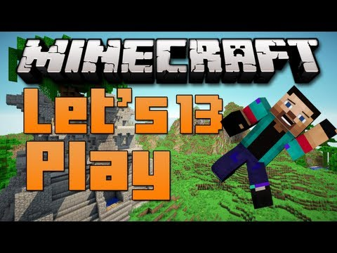 Minecraft: Let's Play - NETHER - Episode 13