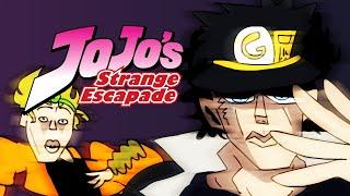 Jojo's Strange Escapade