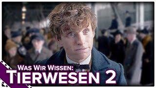 PHANTASTISCHE TIERWESEN 2-5 - WAS WIR WISSEN | Deutsch / German [60HD]