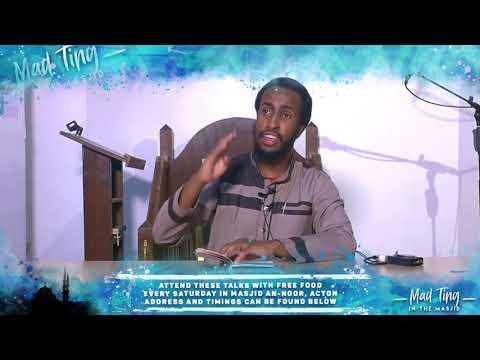 Repentance in Islam || Ustadh AbdulRahman Hassan