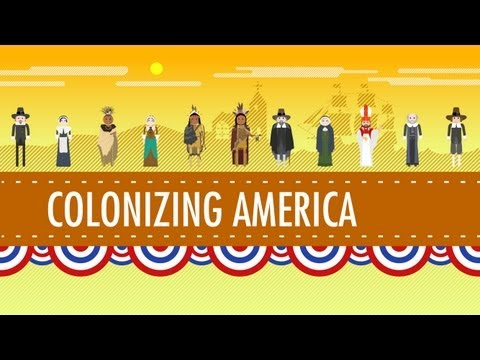 When is Thanksgiving? Colonizing America: Crash Course US History #2